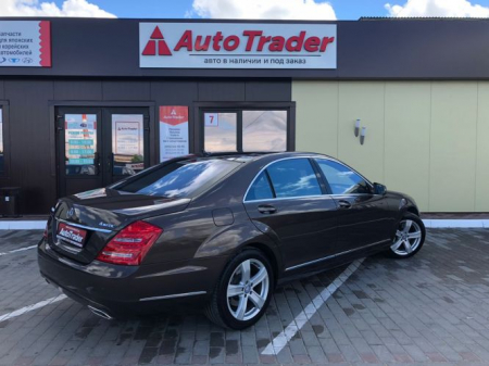MERCEDES-BENZ S500 4MATIC,2012